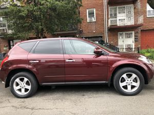 2005 Nissan Murano s for sale good condition miles 89000 4x4 Call {contact info removed} for Sale in Queens, NY