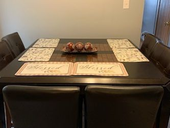7-piece Dining table set for Sale in Chicago Ridge,  IL