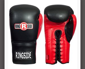 Ringside Lace up Boxing Gloves for Sale in Huntington Beach, CA