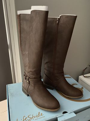 New size 6 riding boots for Sale in Gallatin, TN