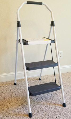 3 step ladder (brand new) for Sale in Clovis, CA