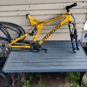 Specialized bike frame stump jumper for Sale in Encinitas, CA