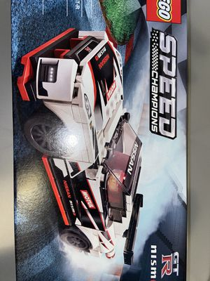 LEGO Nissan GTR Nismo for Sale in Anaheim, CA