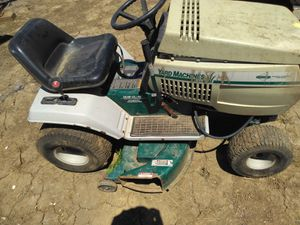 Lawnmower tractor for Sale in Le Grand, CA