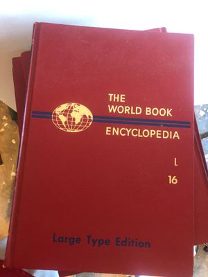 The word book encyclopedia for Sale in Brandon, FL