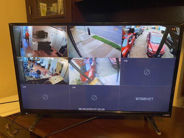 Security camaras system