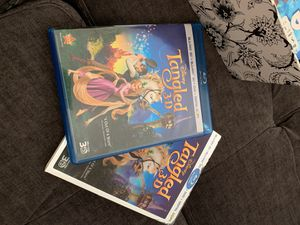 Disney tangled 3D movie for Sale in Compton, CA