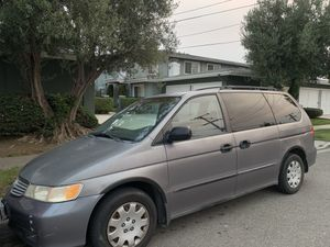Honda Odyssey mini van minivan for Sale in Riverside, CA