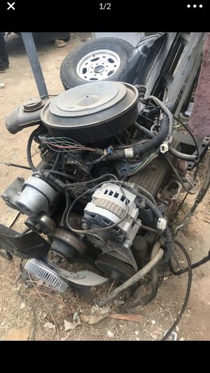 Engine complete with computer 4.3 91 s10 for Sale in Sanger, CA