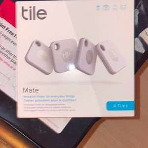Tile Mate 4 Pack Keychain Smart Tracker for Sale in SeaTac, WA