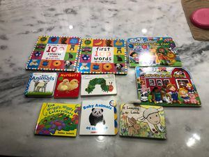 Children's books (some bilingual) for Sale in Coral Gables, FL
