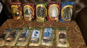 The Lord of the Rings collectible action figures for Sale in Covington, WA