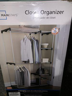 Closet organizer for Sale in Garnet Valley, PA