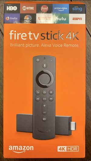 Programmed 4K Fire TV Stick for Sale in Grand Prairie, TX