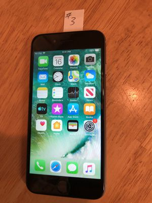 IPhone 6 unlocked 64gb good condition for all companies for Sale in Arlington, TX