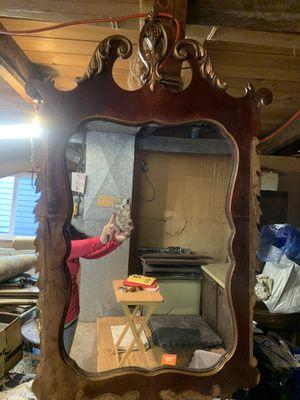 Vintage Mirror for Sale in Renton, WA