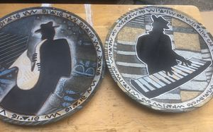 Musical Melody wall Plates for Sale in Plantation, FL