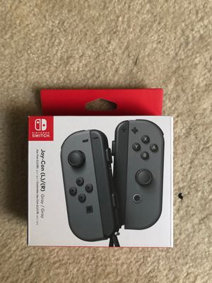 Nintendo Switch Gray JoyCon for Sale in Monroeville, PA