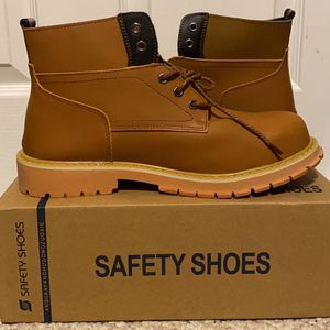 """Brand New 6"""" Steel Toe Work Boots for Sale in West Chester, PA"""