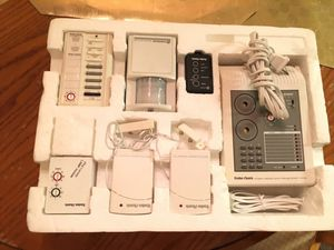Complete home alarm system. Never used it!! for Sale in Whittier, CA