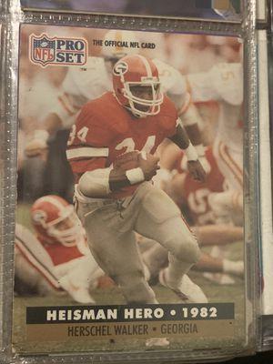 Herschel Walker Football Cards for Sale in Boston, MA