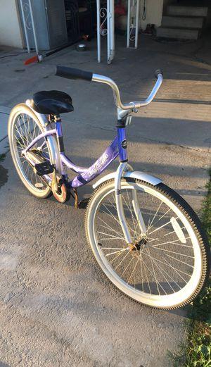 Purple Cruiser Bike for Sale in Fresno, CA