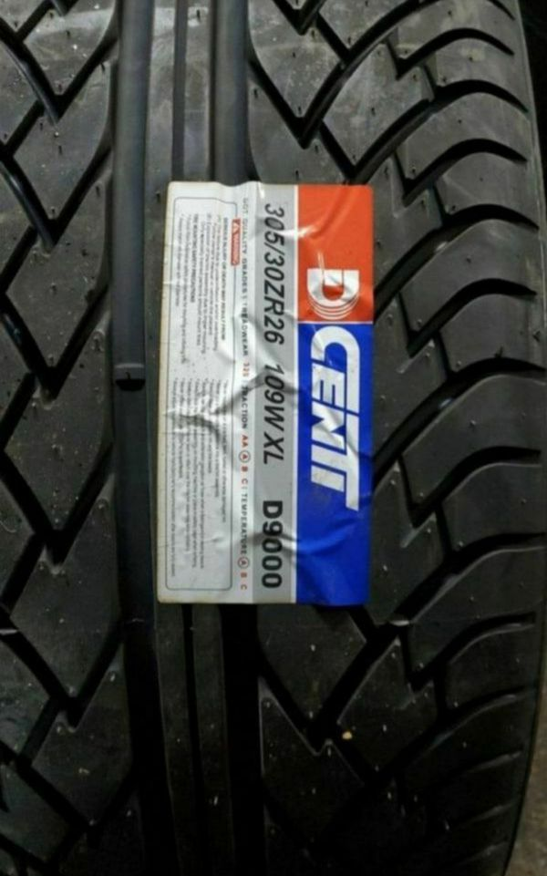 305/30/26 new tires for $545 with balance and installation we aslo finance {contact info removed} Dorian 7637 airline dr houston TX 77037