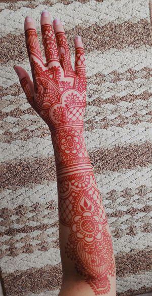 Bridal Henna mehndi tattoo designs artist for Sale in Houston, TX