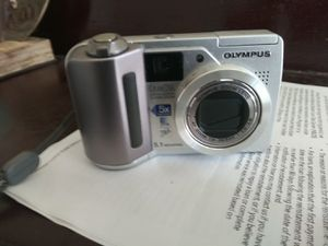 Olympus 5.1 mega pixel 5 zoom digital camera for Sale in Norfolk, VA