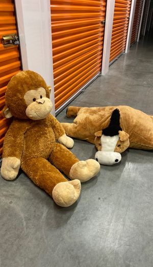 Giant Stuffed animals for Sale in Newport Beach, CA