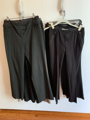 7 Pairs Womens Dress Pants Size 4 for Sale in St. Louis, MO