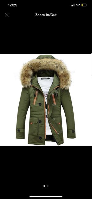 Parka Army green Maine for Sale in Rockville, MD