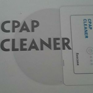CPAP MACHINE ResCare CPAP Cleaner Ozone Disinfection Sanitzer for CPAP Machine for Sale in Palmdale, CA