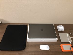 "2016 15"" MacBook Pro touchbar for Sale in Greenwood Village, CO"