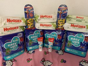 Pampers easy ups for Sale in Joint Base Lewis-McChord, WA