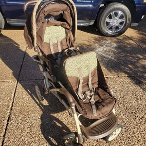 Double baby stroller Graco for Sale in Brentwood, TN