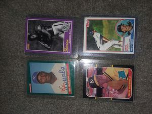 Baseball cards for Sale in Taylors, SC
