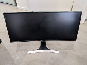 """Samsung S29E790C 29"""" Curved Monitor 2560 x 1080 Ultra Wide for Sale in Los Angeles, CA"""