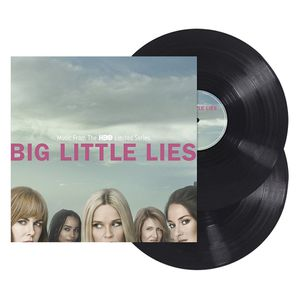 Big Little Lies Vinyl [2 LP] Music From The HBO Limited Series for Sale in Los Angeles, CA