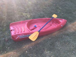 SUN DOLPHIN 6' KAYAK for Sale in Naperville, IL