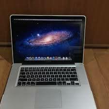 Macbook pro 15, Late 2011 for Sale in Redding, CA