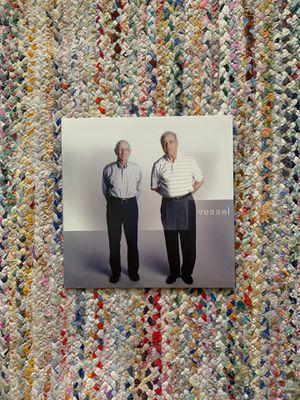 "Twenty One Pilots ""Vessel"" Clear LP Vinyl Record for Sale in Snohomish, WA"