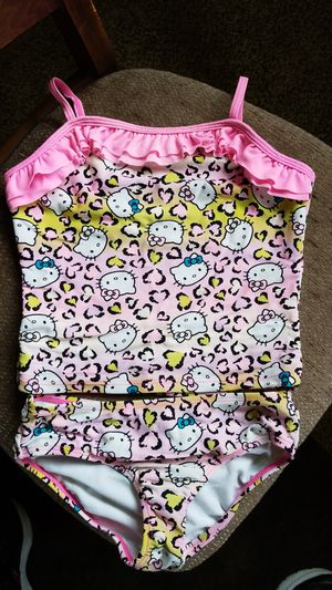 Girl's Hello Kitty swim suit, size 6x for Sale in Monongahela, PA