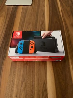 Brand New Nintendo Switch for Sale in Woodland Hills, CA