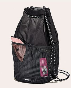 VS PINK DRAWSTRING BACKPACK NEW...... for Sale in Austin, TX
