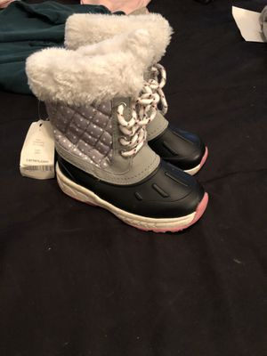 Toddler snow boots for Sale in Portsmouth, VA