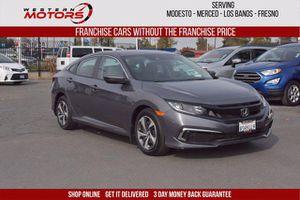 2020 Honda Civic Sedan for Sale in Los Banos, CA
