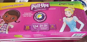 Huggies pullups 2t - 3t for Sale in Gates Mills, OH