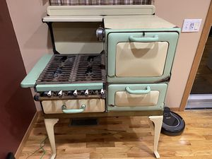 Antique cook stove for Sale in Newport, OH