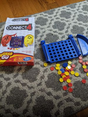 Connect four board game for Sale in Harrisonburg, VA